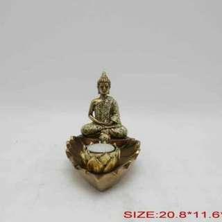 Buddha Display.