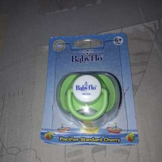 Baby flo pacifier
