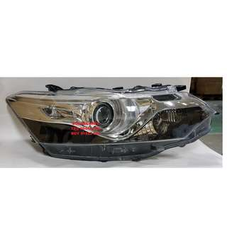 TOYOTA VIOS 2013-2017 (NCP150) PROJECTOR HEAD LIGHTS / HEAD LAMPS (NEW)