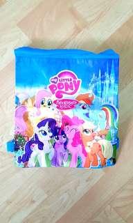 My Little Pony drawstring bag