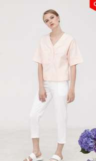 Megagamie That Basic v neck shirt