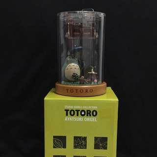 Totoro Display with music 龍貓擺設連音樂(Brand new 全新珍藏版)