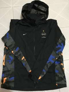 FCRB storm-fit warm up Jacket Black Size M