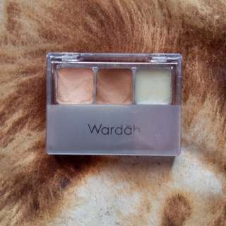 Wardah foundation kit