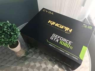 EVGA 1080TI KINGPIN OVERCLOCKING RARE GPU
