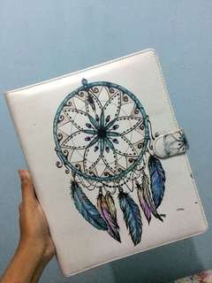 Binder dreamcatcher