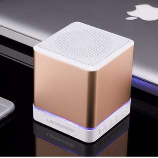 [INSTOCKS] Lenrue Mini Wireless Bluetooth Speaker