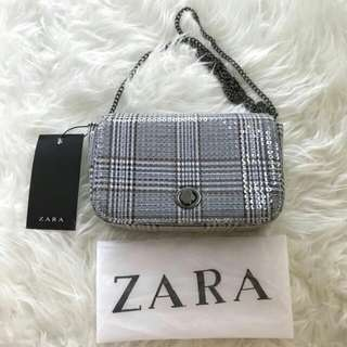 New ZARA Printed Original 12*18*5