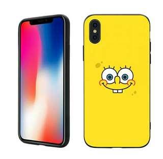 海綿寶寶iphone case