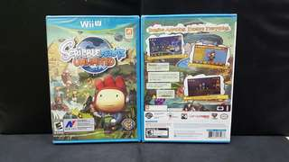 [BN] Wii U Scribblenauts Unlimited (Brand New)
