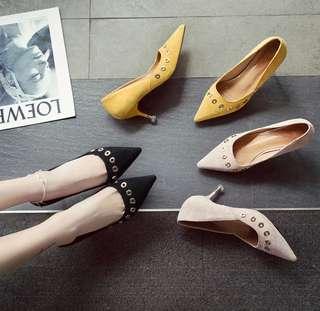 High heel shoe (Pre-Order)