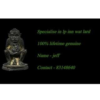 """specialist in lp inn wat lard """"chantaburi province"""""""