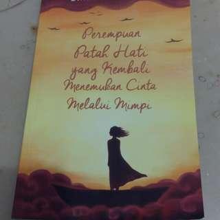 Perempuan Patah Hati yang Kembali Menemukan Cinta Melalui Mimpi by Eka Kurniawan
