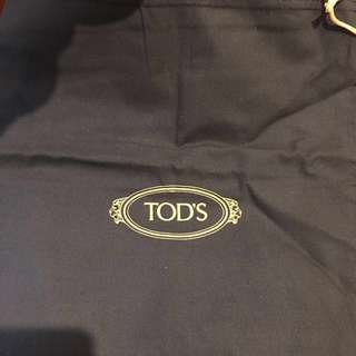 TOD'S shoes bag