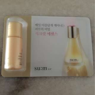 Su:m 37 secret Essence 5 ml