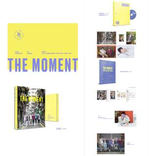 JBJ - THE MOMENT (1ST PHOTOBOOK)