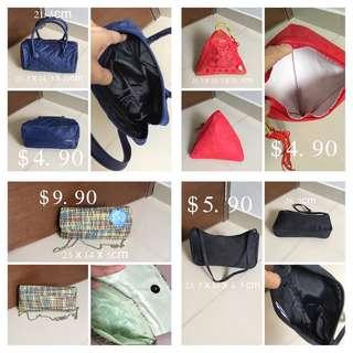 (BN)Sling & Carries Bag