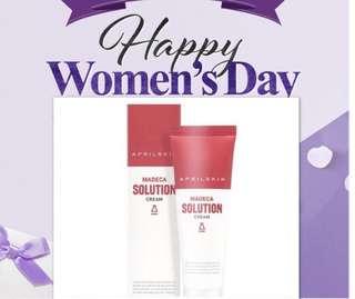 HWD sale Aprilskin centella madeca solution cream
