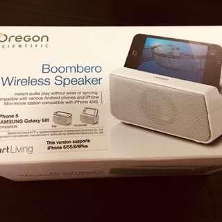 Oregon Boombero Wireless Speaker