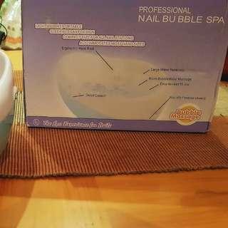 Nail bubble spa