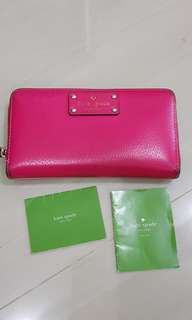 Dompet kate spade auth