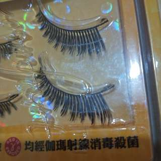 All-Belle Eyelashes x2