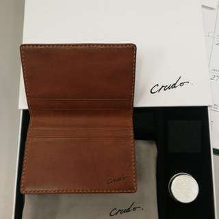 Crudo Card Holder