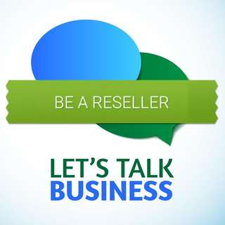 Be A Reseller