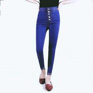 👖 High Waist Jeans 👖