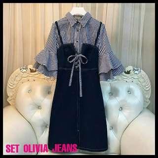 Set Olivia Jeans
