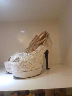 Wedding shoes size 37
