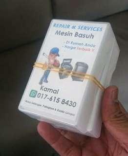 REPAIR & SERVICE MESIN BASUH MURAH