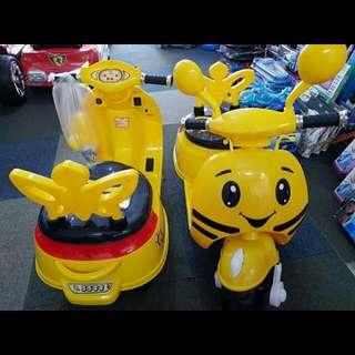 Bee Motorbike