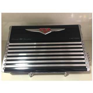 Soundstream Lil Wonder III Series LW4.500 4-Ch Amplifier