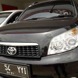 Toyota Rush 2011 hitam