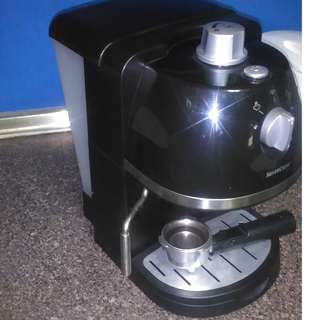 REPRICE   Expresso Coffee Maker SilvercrestSM 1100 A1 (Germany)
