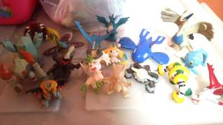 Pokemon Collection 1inch