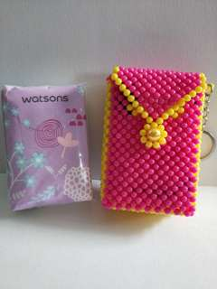 Tissues pouch
