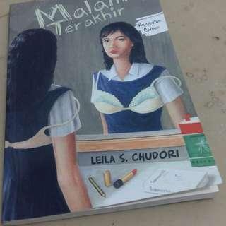 Malam Terakhir by Leila S. Chudori