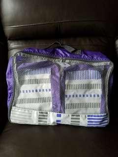 領展LINK.旅行收納袋(5件裝)