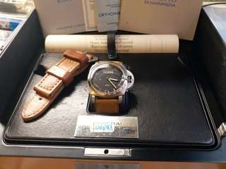 Panerai PAM 127 LUMINOR 47mm 1950limited edition