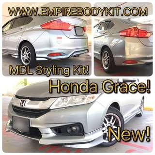 Honda Grace 2017 Bodykit