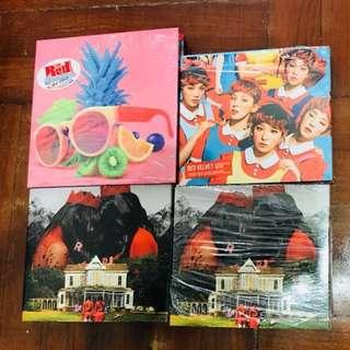 Red Velvet 淨碟