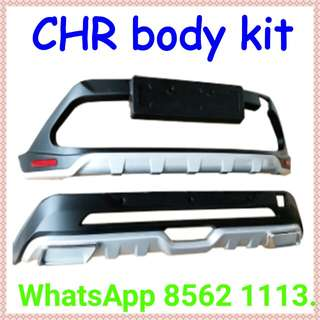 CHR body kit. ( Ready stock)