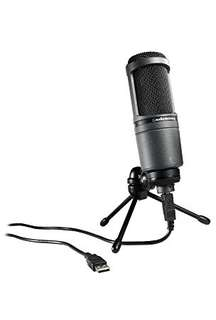 AT2020 Usb Condenser Microphone