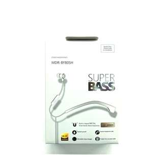 [INSTOCKS] MDR-BY80SH Super Bass Sports Earphones