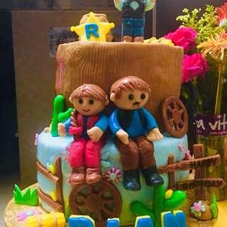 Customise Cakes