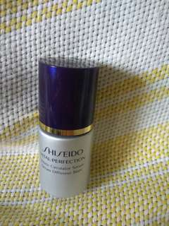 Shiseido vital-perfection white circulator serum, 10ml