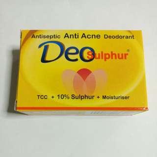 Deo Sulphur Soap