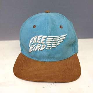 出清!! 滑板品牌FREE BIRD限量麂皮版帽